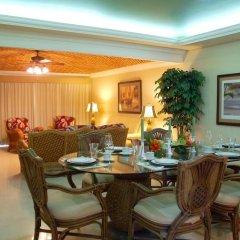 Отель Aventuras Club Lagoon питание