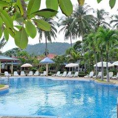 Отель Andaman Lanta Resort Таиланд, Ланта - отзывы, цены и фото номеров - забронировать отель Andaman Lanta Resort онлайн бассейн фото 3