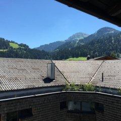 Отель Gästehaus Edinger Австрия, Зёлль - отзывы, цены и фото номеров - забронировать отель Gästehaus Edinger онлайн балкон