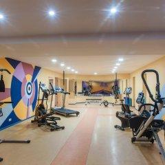 Отель Letizia Country Club Хуст фитнесс-зал