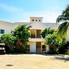 Отель Aventuras Club Lagoon парковка