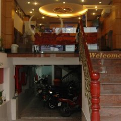Lan Phuong Hotel интерьер отеля