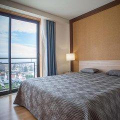 Отель Antillia Hotel Португалия, Понта-Делгада - отзывы, цены и фото номеров - забронировать отель Antillia Hotel онлайн комната для гостей фото 3