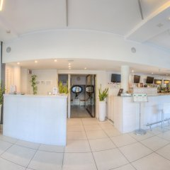 Отель Ferretti Beach Resort Римини интерьер отеля фото 2