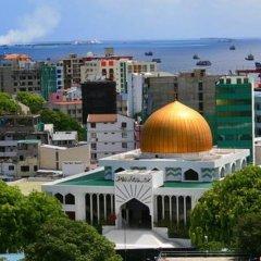 Отель Kaani Lodge Мальдивы, Северный атолл Мале - 1 отзыв об отеле, цены и фото номеров - забронировать отель Kaani Lodge онлайн балкон