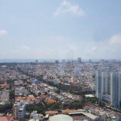 Отель SunEx Luxury Apartment Вьетнам, Вунгтау - отзывы, цены и фото номеров - забронировать отель SunEx Luxury Apartment онлайн балкон
