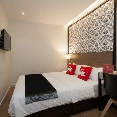 Отель ZEN Rooms Titiwangsa Sentral Малайзия, Куала-Лумпур - отзывы, цены и фото номеров - забронировать отель ZEN Rooms Titiwangsa Sentral онлайн комната для гостей фото 3