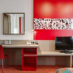 Ред Старз Отель 4* Стандартный номер с двуспальной кроватью фото 8