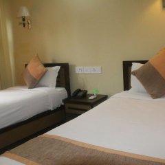 Отель Jungle Safari Lodge Непал, Саураха - отзывы, цены и фото номеров - забронировать отель Jungle Safari Lodge онлайн комната для гостей фото 4
