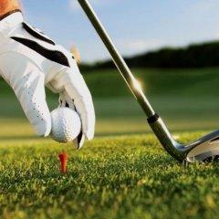 Отель Andalucia Golf Tanger Марокко, Медина Танжера - отзывы, цены и фото номеров - забронировать отель Andalucia Golf Tanger онлайн спортивное сооружение