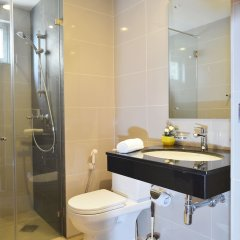Отель Luxury Resort Apartment with Spectacular View Шри-Ланка, Коломбо - отзывы, цены и фото номеров - забронировать отель Luxury Resort Apartment with Spectacular View онлайн ванная