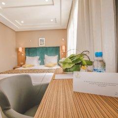 Отель Down Town Hotel By Business & Leisure Hôtels Марокко, Касабланка - отзывы, цены и фото номеров - забронировать отель Down Town Hotel By Business & Leisure Hôtels онлайн удобства в номере фото 2