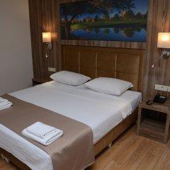 Отель Otel Yelkenkaya сейф в номере