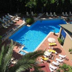 Отель Aldrovandi Residence City Suites Италия, Рим - отзывы, цены и фото номеров - забронировать отель Aldrovandi Residence City Suites онлайн бассейн фото 2