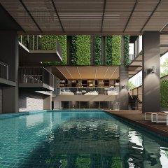 Отель Happy 3 Бангкок бассейн фото 2