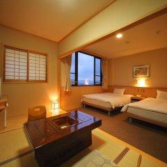 Aso Villa Park Hotel Минамиогуни комната для гостей фото 4