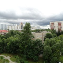 Гостиница Inndays on Polotskaya 25 балкон
