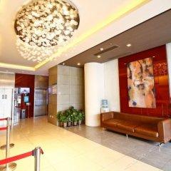 Отель Jinjiang Inn (Xi'an Wujiao Subway Station Airport Bus) Китай, Сиань - отзывы, цены и фото номеров - забронировать отель Jinjiang Inn (Xi'an Wujiao Subway Station Airport Bus) онлайн интерьер отеля