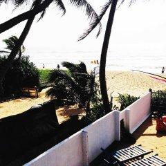 Отель Marigold Beach House балкон