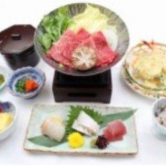 Отель Hakata Yufuin Takeo Onsen Manyo no Yu Фукуока питание