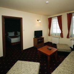 Hotel Hadjiite комната для гостей фото 5