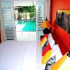 Отель Cozy Pool Holiday home бассейн