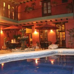 Casa de Leyendas Hotel -Adults Only бассейн