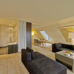 Отель Sorell Aparthotel Rigiblick Цюрих комната для гостей