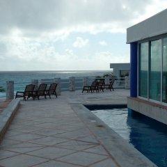 Апартаменты Apartment Solymar Cancun Beach пляж фото 3