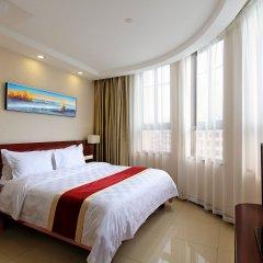 Отель Nanfang Dasha Hotel Китай, Гуанчжоу - 1 отзыв об отеле, цены и фото номеров - забронировать отель Nanfang Dasha Hotel онлайн комната для гостей фото 2