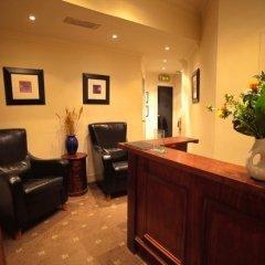 Отель Rab Has Великобритания, Глазго - отзывы, цены и фото номеров - забронировать отель Rab Has онлайн интерьер отеля фото 3