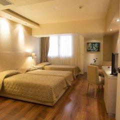 Отель Davitel - The Tobacco Салоники комната для гостей фото 5