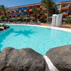Отель SBH Fuerteventura Playa - All Inclusive бассейн