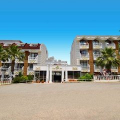 Palmiye Garden Hotel Турция, Сиде - 1 отзыв об отеле, цены и фото номеров - забронировать отель Palmiye Garden Hotel онлайн пляж фото 2