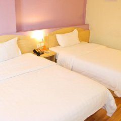 Отель 7Days Inn Dongguan Liaobu Oriental Commercial Street комната для гостей фото 3