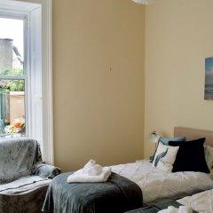 Отель Central 2 Bedroom Home in Edinburgh Эдинбург комната для гостей фото 2