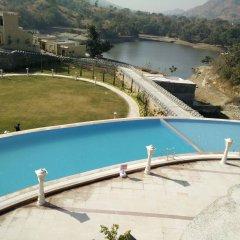 Отель Ramada Resort Kumbhalgarh бассейн