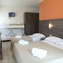 Отель Edelweiss Италия, Риччоне - отзывы, цены и фото номеров - забронировать отель Edelweiss онлайн комната для гостей фото 3