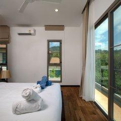 Отель Villa Maluku Пхукет комната для гостей фото 4