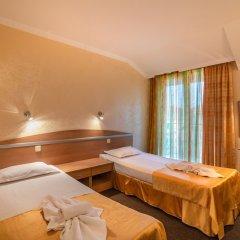Отель Zeus Болгария, Поморие - отзывы, цены и фото номеров - забронировать отель Zeus онлайн комната для гостей фото 5