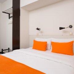 Гостиница Станция L1 Стандартный номер с двуспальной кроватью фото 15