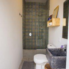 Отель Casa Blanco by Barrio Mexico Мексика, Гвадалахара - отзывы, цены и фото номеров - забронировать отель Casa Blanco by Barrio Mexico онлайн ванная