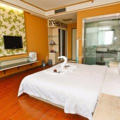 Отель Junyi Hotel Китай, Сиань - отзывы, цены и фото номеров - забронировать отель Junyi Hotel онлайн комната для гостей фото 5