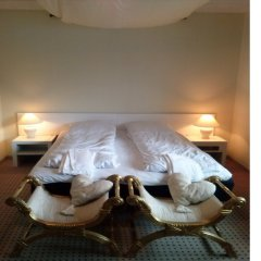 Отель Hejse Kro Фредерисия комната для гостей
