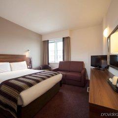 Отель Jurys Inn Glasgow Глазго комната для гостей