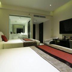 Grace Hotel Bangkok Бангкок комната для гостей фото 5