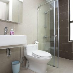 Отель Steve's APT at ICON56 ванная