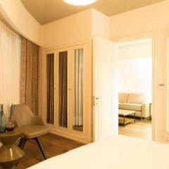 DoubleTree by Hilton Hotel Izmir Airport Турция, Измир - отзывы, цены и фото номеров - забронировать отель DoubleTree by Hilton Hotel Izmir Airport онлайн комната для гостей фото 5