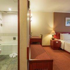 Manhattan Bangkok Hotel Бангкок ванная