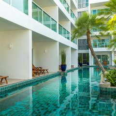 Отель Chanalai Romantica Resort Kata Beach - Adult Only бассейн фото 2
